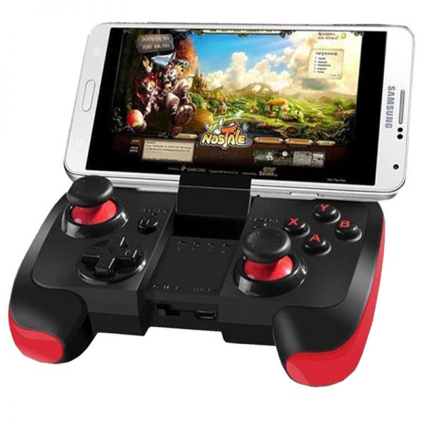 Wireless Bluetooth GamePad Joy Stick for Android Smart Phone and PC