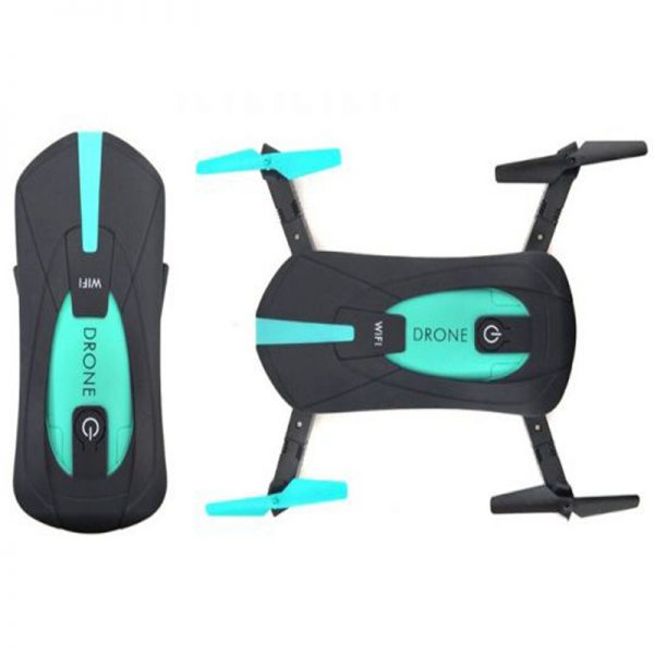 Bison Wifi Pocket Drone,Multi-Band 360 Degree Rotatable Foldable 02