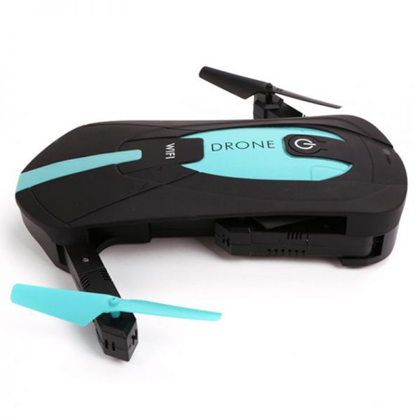 Bison Wifi Pocket Drone,Multi-Band 360 Degree Rotatable Foldable 03