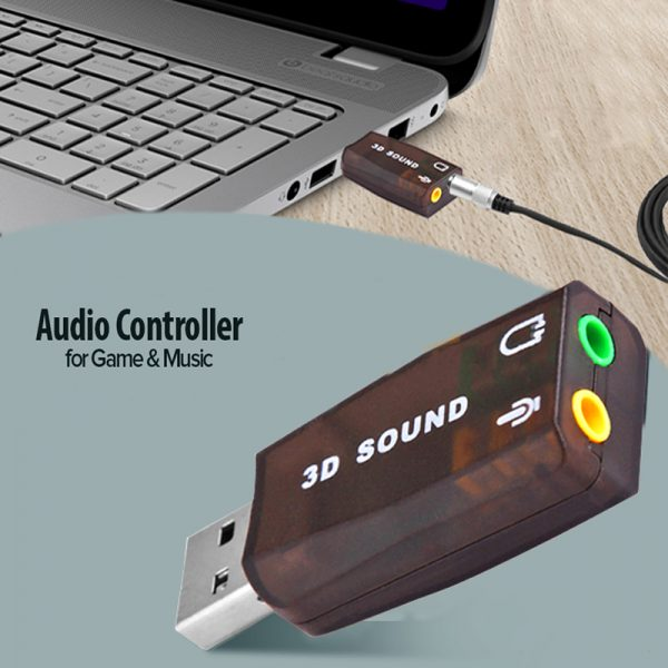3D Sound Audio Controller