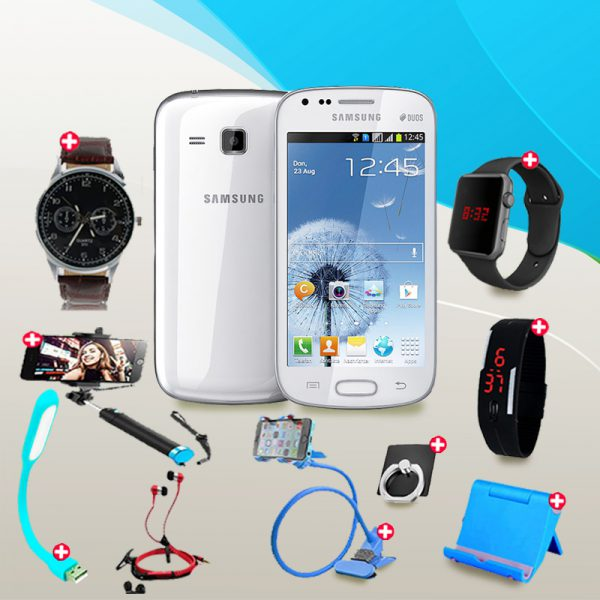 10 in 1 Samsung Duos s7562 Bundle