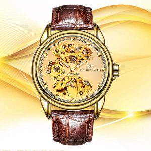 GOLDEN DIAL Mechanical WATCH