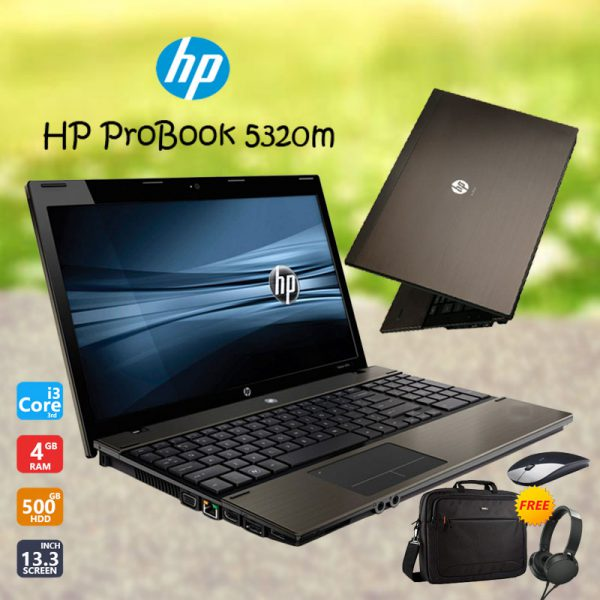 Hp Core i3 model 5320m 4GB 500GB 01