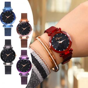 LUXURY CRISTAL WOMENS WATCH