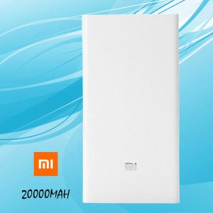 XIAOMI POWER BANK 20000MAH 2C DUAL USB