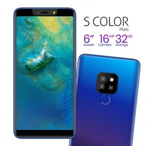 Scolor Mate 20 Blue 01