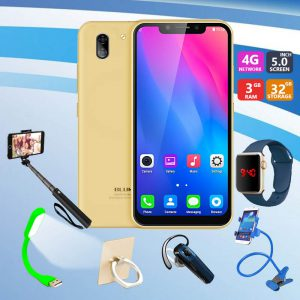 7 in 1 Blumix Phone 8 Bundle kki