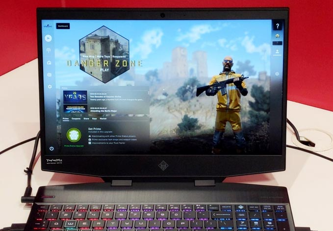 HP Omen X 2S Laptop With Dual Displays Launched in dubai