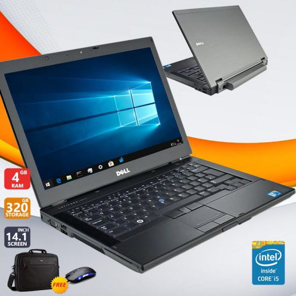 Dell Lattitude E6410 Core i5 4GB 320GB Windows 10