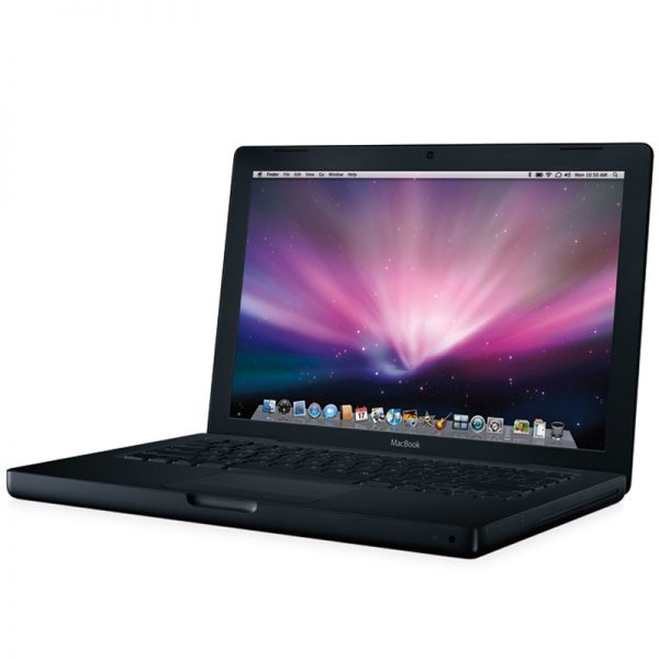 Apple Macbook A1181  Core 2 Duo, 2GB  250HDD Black 0011