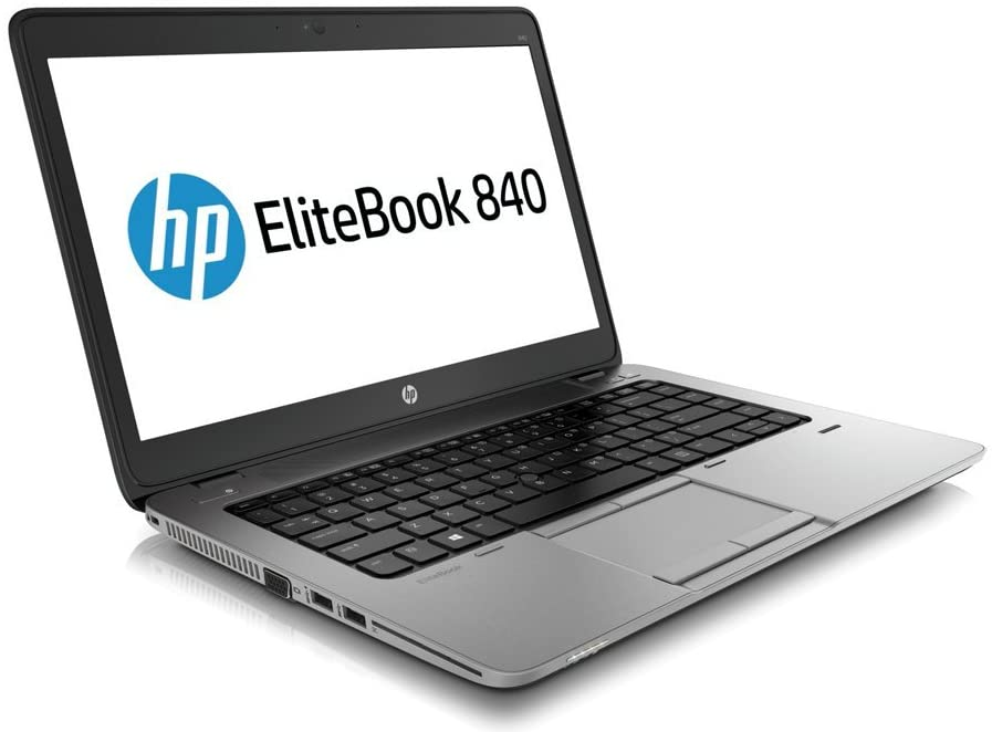 HP EliteBook 840 G1 Intel Core i5 8GB RAM 500GB HDD 14inch Windows 10 001