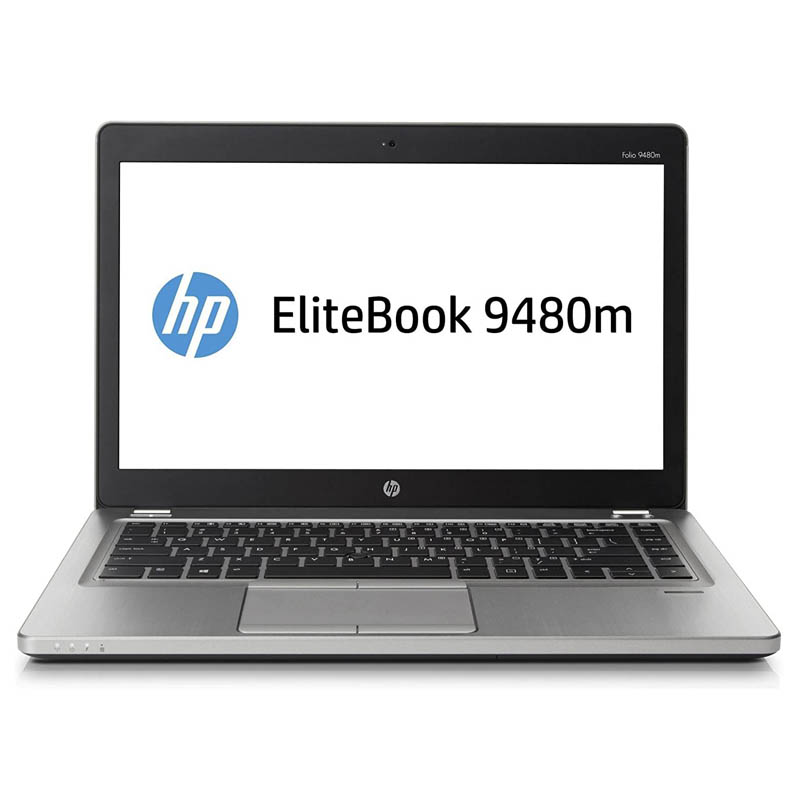 HP EliteBook Folio 9480M 14inch Screen Intel Core i5 8GB 128GB SSD Windows 10 001