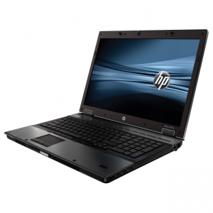 HP Elitebook 8740W Intel Corei5 4GB 500GB Windows 10 009