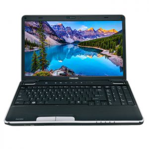 Toshiba Satellite A505 S6025 Intel Core 2 Duo 4GB, 250GB DVD WebCamera 15 inch Screen Windows 8 004