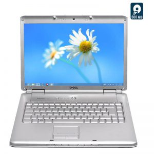 Dell Inspiron 1520, 4GB, 500GB, 15inch Screen, DVD Writer,Wifi, Bluetooth, Windows 8